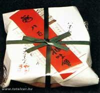 Csomagolás japán módra: babpaszta