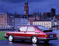OG (Old Generation) Saab 900