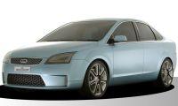 Bár négyajtós, állítólag a Kínában bemutatott Focus Concept sok részletében emlékeztet a majdani ST-re