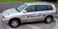 A Toyota üzemanyagcellás prototípusát évek óta tesztelik Japánban