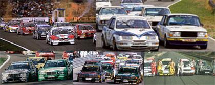 Alfától a Volvóig mindenféle autóval versenyeztek egykoron. Napjainkban már csak három gyár maradt versenyben.